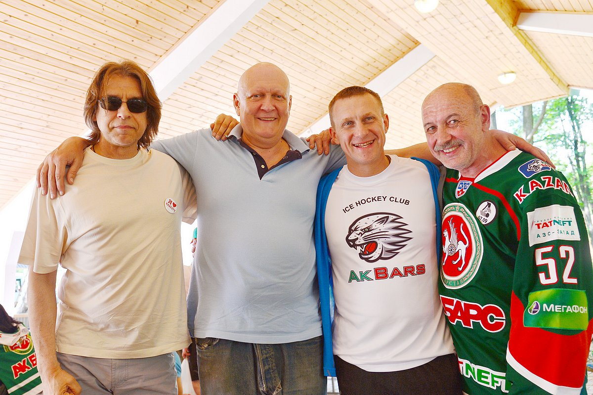 ХК «Ак барс» организовал юбилейный международный съезд болельщиков