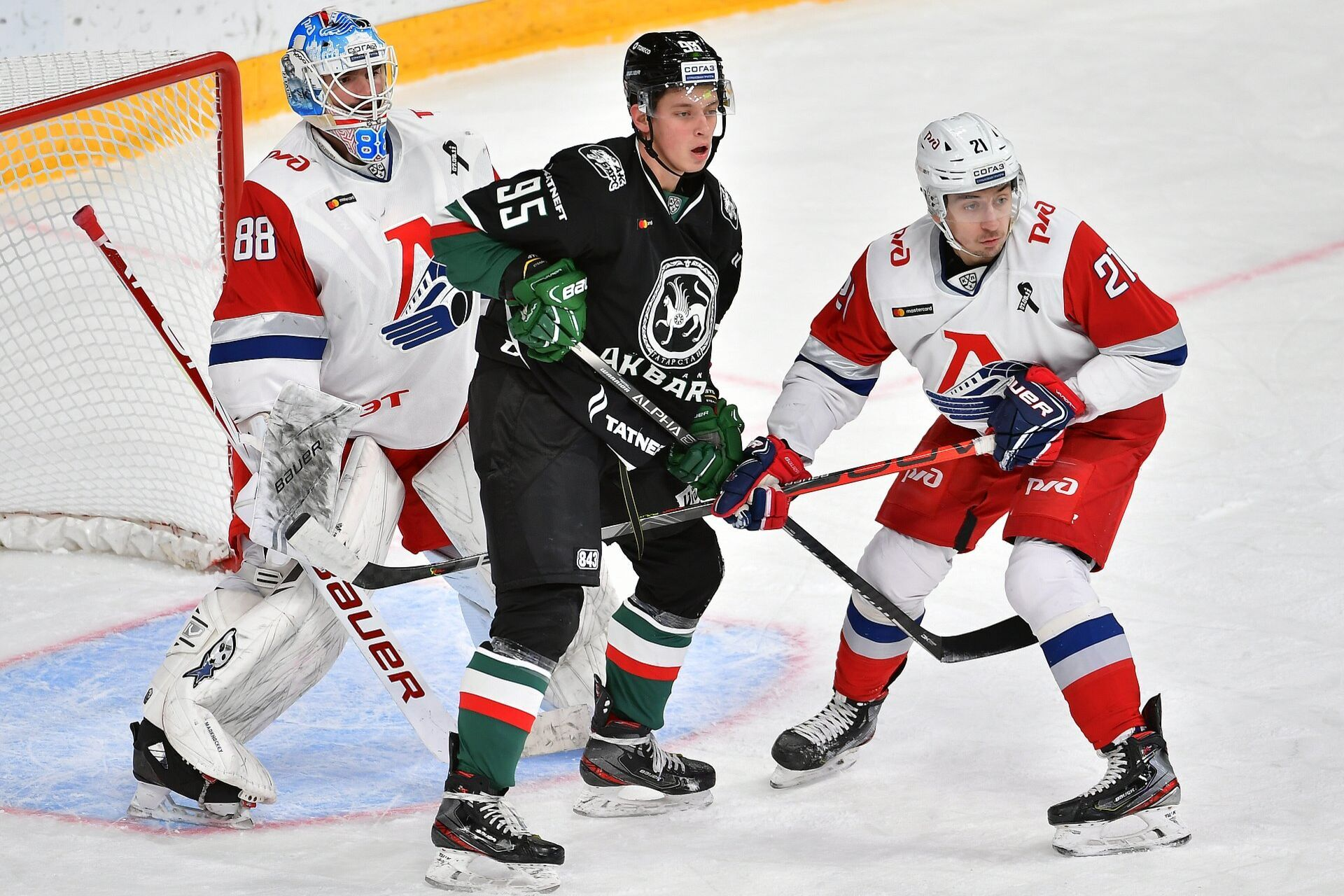 «Ак Барс» – «Локомотив». Всё об игре. 20.01.2021