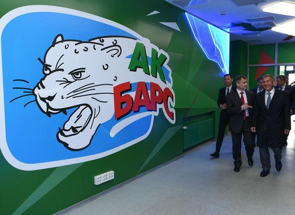 Рустам Минниханов принял участие в заседании Наблюдательного совета «Академии хоккея Ак Барс»