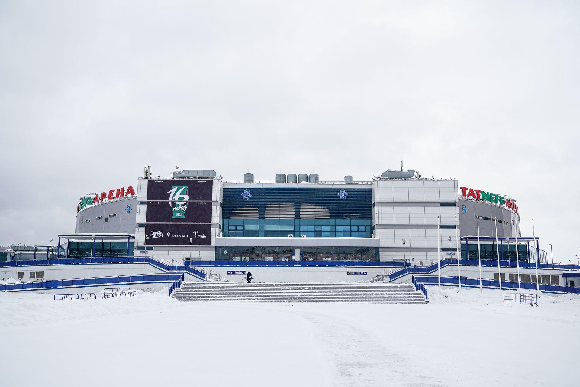 16 побед до Кубка Гагарина. 03.03.2021