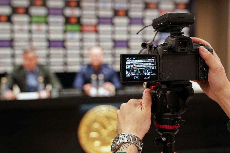 Вниманию СМИ! Пресс-конференция «Ак Барса» по итогам сезона. 19.04.2021